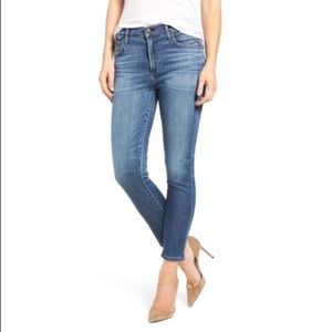 COH Rocket Crop High Rise Skinny Jeans